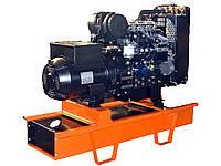 Дизельный генератор SSP-16 на базе двигателя Perkins (Великобритания)