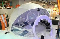Сферический павильон.