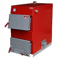 12 кВт Котел стальной твердотопливный Eurotherm универсальный