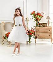 Нарядное платье для девочки Les Gamins