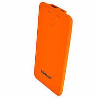 Батарея универсальная CoolUp CU-V6 4000mAh Orange (BAT-CU-V6-OR)