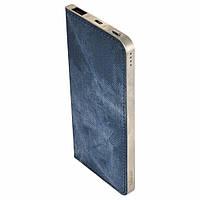 Батарея универсальная CoolUp CU-Y005 4000mAh Jeans (BAT-CU-Y005-JN)