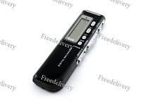 Цифровой аудио диктофон 8ГБ, MP3 плеер