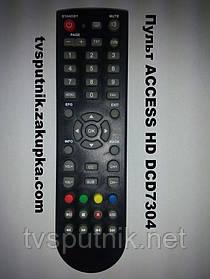 Пульт ACCESS HD DCD7304, ВОЛЯ ТВ (оригинальный)