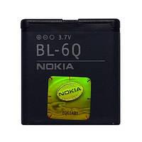 Аккумулятор китай Nokia BL-6Q 6700