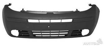 Бампер передній під противотуманки на Renault Trafic 2001->2006 - RENAULT (Оригінал) - 7700313259