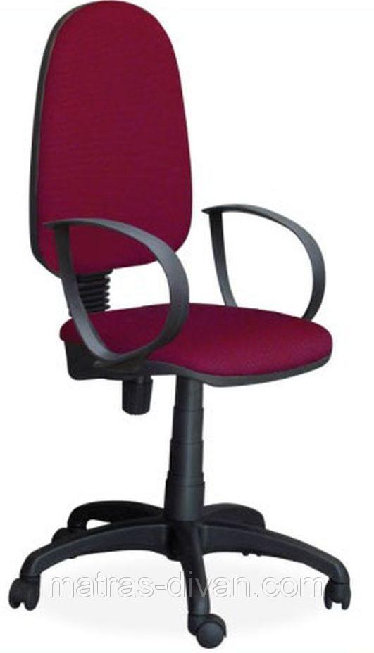 Кресло Престиж Люкс New/AMF подлокотники номер ― 8, ткань А ― 32