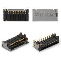 Коннектор карты памяти для мобильных телефонов Samsung S6310 Galaxy Young, S6312 Galaxy Young