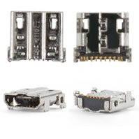 Коннектор зарядки для мобильных телефонов Samsung I337, I545, I9500 Galaxy S4, M919, N7100 Note 2, 11 pin, micro-USB тип-B