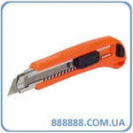 Нож с 3-мя лезвиями металлическая направляющая 18мм 76-190 Miol