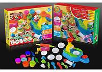 Набор для творчества масса для лепки Фабрика Пирожные 9235