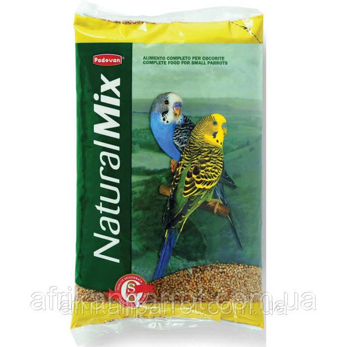 1 кг. NATURALMIX COCORITE корма для маленьких попугаев (волнистых попугайчиков)