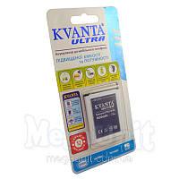 Усиленный аккумулятор KVANTA. Samsung S7562 / i8160 / i8190 1600мАч