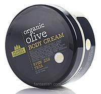 Крем для тела ORGANIC OLIVE на масле оливы Planeta Organica увлажняет и восстанавливает кожу RBA /0-03 Np