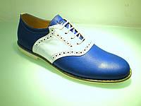 Мужские туфли оксфорды, фото 1