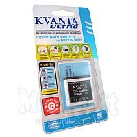 Усиленный аккумулятор KVANTA. Nokia BP-6MT ( E51, N82 ) 1250mAh, фото 1