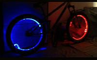 Подсветка колеса неоновым проводом 2.6мм