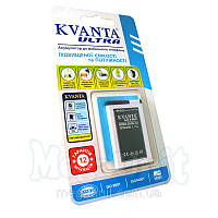 Усиленный аккумулятор KVANTA. Nokia BL-4J ( Lumia 620, c6-00 ) 1270mAh, фото 1