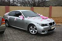 Украшение автомобиля в роддом (г.Николаев)