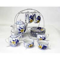 """Набор чайный 15 предметов """"Blue"""""""
