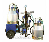 Аппарат индивидуального доения (АИД-2) фирмы Стелла на две коровы