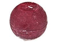 Свеча декоративная Темно-красная в форме шара 10Х9 см Candy Light 029-060