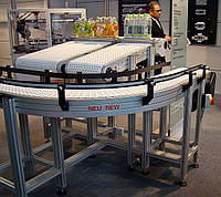 Профиль для торгового и выставочного оборудования