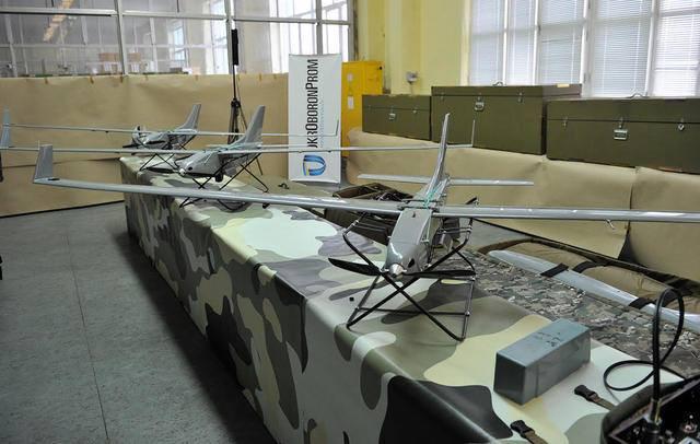 «Укроборонпром» готов выпускать 100 беспилотников в год