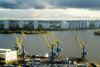 Крупнейший в Украине морской порт снизил перевалку грузов на 19%