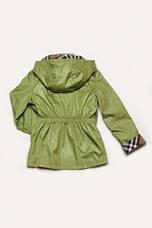 Ветровка(парка) для мальчика зеленая, фото 3