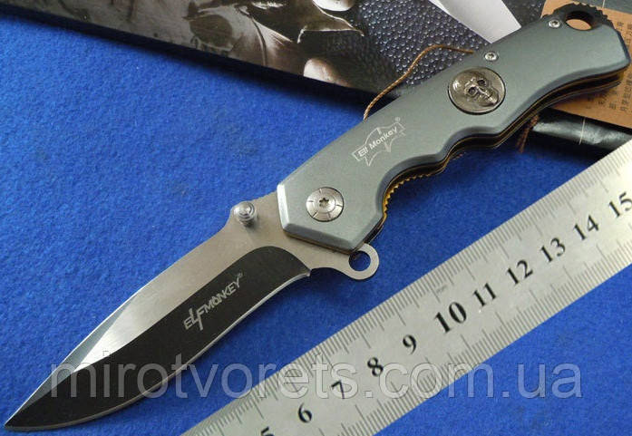 Нож полуавтомат Elf Monkey B102