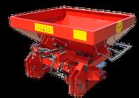 Разбрасыватель удобрений WOPROL,  JAR-MET 1000 кг.