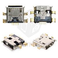 Коннектор зарядки для мобильных телефонов Asus ZenFone 5 (A500CG)