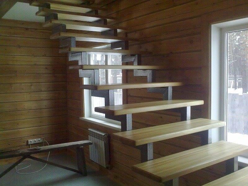 Лестницы воздушные