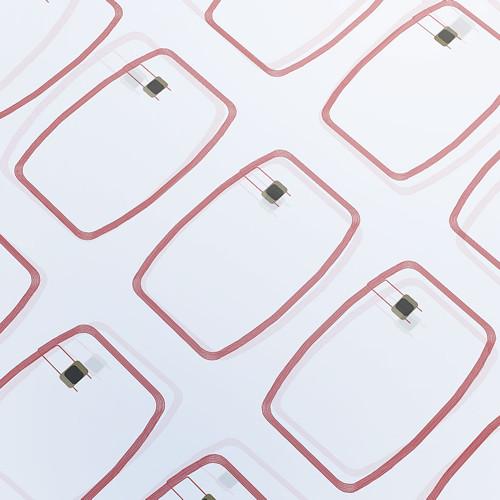 Проксимити карта Mifare 1K ISO 13,56 MHz (PREMIUM PVC, толщина 0,8 мм — «тонкая под печать»)