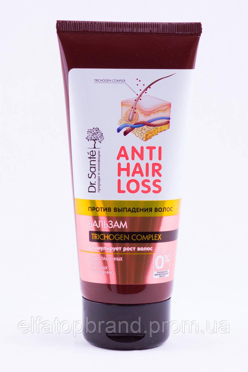 Бальзам для волос Anti Hair Loss   Dr.Sante  , 200 мл