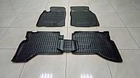 Коврики в салон для Mitsubishi Pajero Sport 1998-2008 черный, кт - 4шт 11238 Avto-Gumm, фото 1
