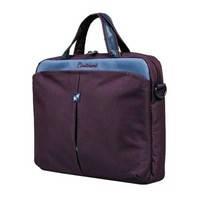 """Сумка для ноутбука Continent 10"""" Computer Bag поліестер, фіолетова"""