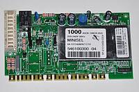Модуль управления MINISEL  код 546100300 для стиральных машин Ardo  FLS105S