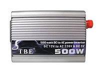 Инвертор напряжения 12-220 Вольт 300Вт