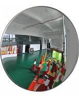 Сферическое круглое зеркало 600 мм