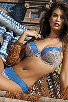 Бюстгальтер Kinga Turquoise I PU-413 , фото 1