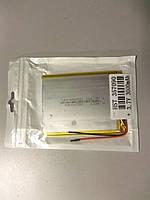 Внутрішній Акумулятор для планшета 3,5*70*90 (3000 mAh 3,7 V) 357090 AAA клас в Запоріжжі