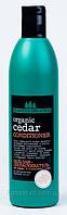 Бальзам-ополаскиватель для тонких и ослабленных волос ORGANIC CEDAR кедровом масле Planeta Organica RBA /22 Np