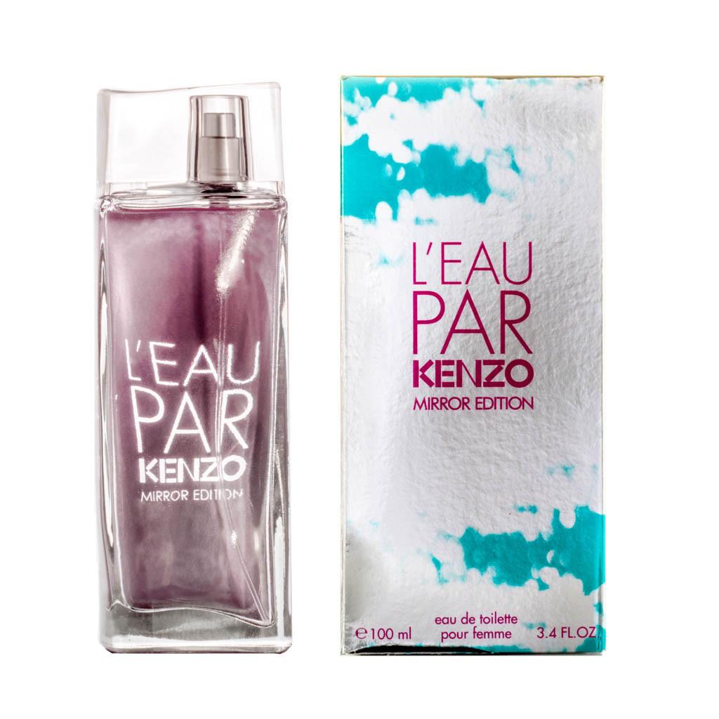 c233b2fb03e Kenzo l eau par kenzo mirror edition pour femme 100ml  продажа