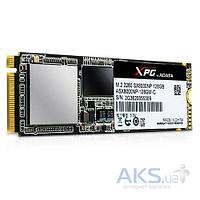 Накопитель SSD ADATA M.2 128GB XPG SX8000 NVMe PCIe 3.0 x4 2280 MLC
