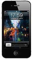 Китайский смартфон iPhone 4, Android, память 4 Гб, Wi-Fi., фото 1