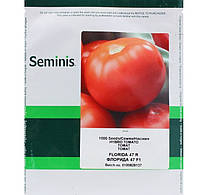 Семена томата детерминантного Флорида F1 / FLORIDA F1/Seminis (1000сем)- среднеспелый очень продуктивный г