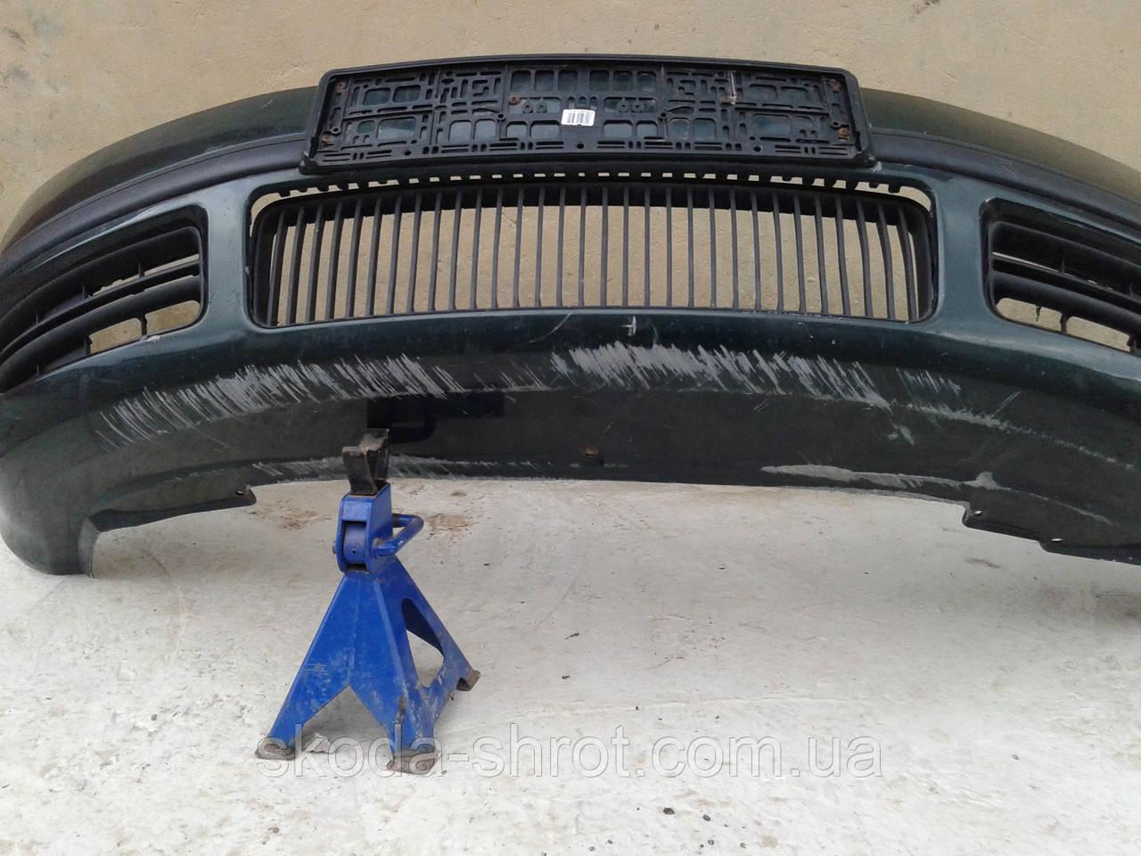 Бампер шкода СуперБ