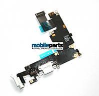 Оригинальный разъем зарядки со шлейфом (charge connector with hands free) для Apple iPhone 6 Plus